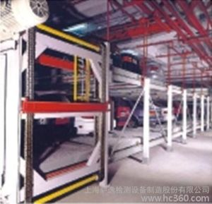 Multilayer Circulating Mechanical Parking Equipment