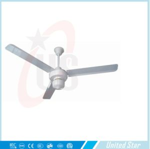 Unitedstar 56′′ Metal Cover Ceiling Fan (USCF-171) with Light pictures & photos