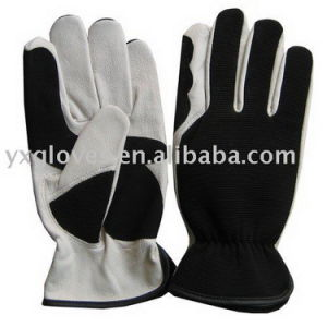 Weight Lifting Glove-Working Leather Glove-Protective Glove pictures & photos