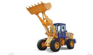 Fuel-Efficient Lonking Brand 4 Wheel Loader LG833G for Sale pictures & photos