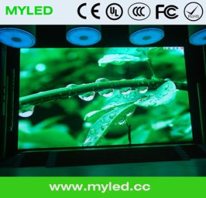 New Design Indoor Display Frameless LED Display Screen pictures & photos
