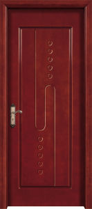 Luxury Solid Wooden Maid Doors (CL-2053) pictures & photos