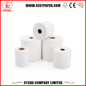Printing Image Factory Price 50/57/80mm Receipt Paper pictures & photos