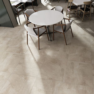Commercial Non-Slip Lvt PVC Vinyl Flooring pictures & photos