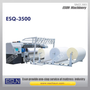 Esq-3500 High Speed Computerized Multi-Function Chain Stitch Quilting Machine pictures & photos