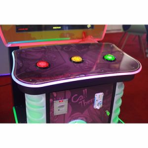 Scissors Stone Cloth Ticket Outlet Game Machine Coin Operated pictures & photos