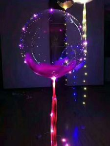 Christmas Gift Party Wedding 18inch LED Bobo Balloons pictures & photos