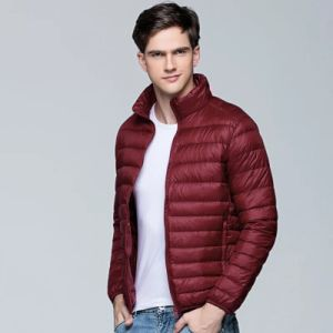 Fashion Winter Men′s Ultra Light Weight Down Jacket pictures & photos