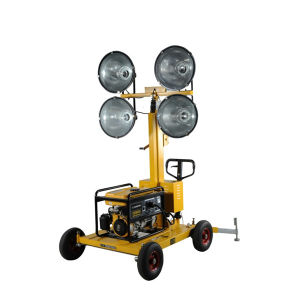 Factory Sale Construction Light Tower with LED pictures & photos