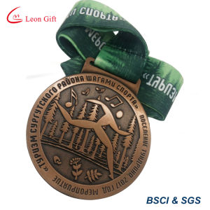 Factory Custom Best Metal Silver Sport Medals pictures & photos
