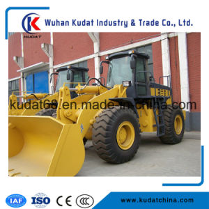 Front Discharge Wheel Loader (5tons) pictures & photos