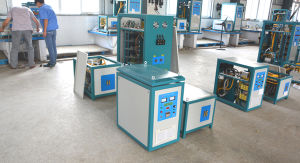 Ghf-15b Split Induction Heating Machine, Induction Brazing/Welding/Melting Machine pictures & photos