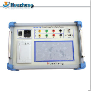 35kv Transformer Turns Voltage Transformation Ratio Measurement Tester with Ce pictures & photos