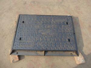 Ductile Iron Composite Manhole Cover pictures & photos