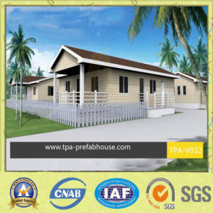Steel Structure Prefabricated Family House pictures & photos