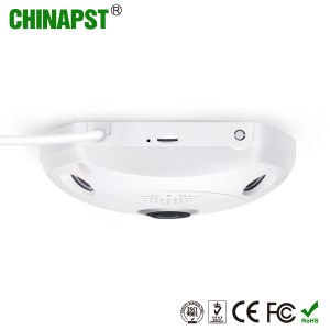 5MP Network 360 Degree Fisheye Panoramic Wireless IP Camera (PST-IPFE02E) pictures & photos