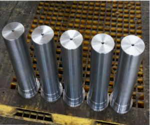 En16 Forged Steel Rotor Shaft pictures & photos