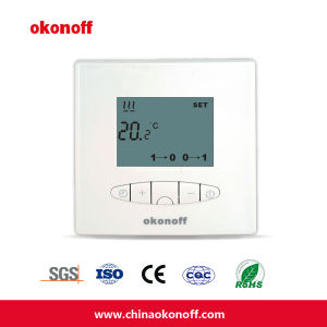 Room Floor Water Heating Temperature Thermostat (CKN301DW) pictures & photos