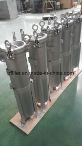 Stainless Steel Ss304 Ss316 Filter Housing pictures & photos