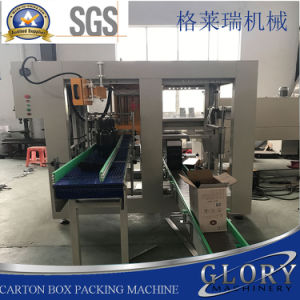 Case Packaging Machine for Water Bottles pictures & photos