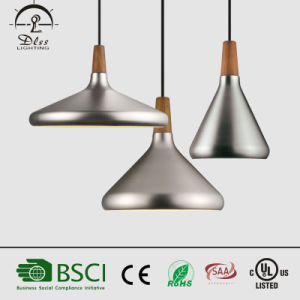 Wholesale Italy Modern Wood and Aluminum Hanging Lamps in Guzhen pictures & photos