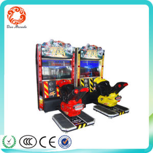 Playground Video Game Simulater Car Racing Game Machine pictures & photos