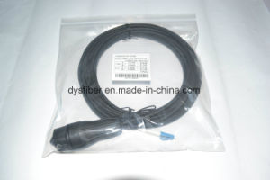 LC Outdoor Cable Assembly for Ericsson Rru, Waterproof Fiber Optic Cable pictures & photos