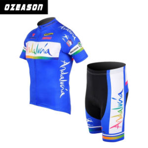 Profession Sublimated Breathable Team Cycling Shirts New Design pictures & photos