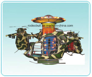 Amusement Machine Game (Fighting helicopter) pictures & photos