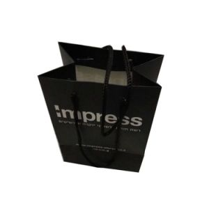 Luxury Fashion Durable Packaging Bags pictures & photos