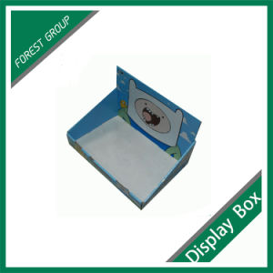 Custom Made Corrugated Paper Display Box pictures & photos