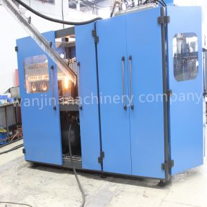 4 Cavity 6 Cavity 8 Cavity Bottle Blowing Equipment pictures & photos