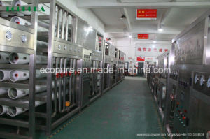 Ultra-Filtration Spring Water Filtration Equipment / Mineral Water Purifying Plant pictures & photos