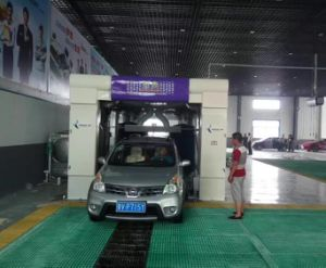 Automatic Tunnel Type Car Care Equipments pictures & photos