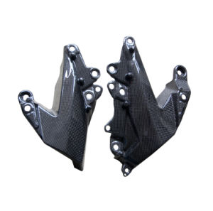 Carbon Fiber Side Panel Lower for Kawasaki Zx-6r 2009 pictures & photos