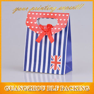 Custom Promotional Paper Gift Bag Pack Shopping (BLF-PB091) pictures & photos