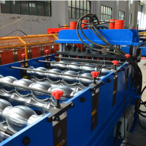 Fully Automatic Glazed Steel Tile Forming Machine pictures & photos