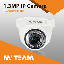 Network Security Camera System 1.3 Megapixel Dome IP Camera (MVT-M2824) pictures & photos