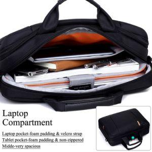 15.6 Women/Men Tablet Notebook Business Messenger Shoulder Computer Laptop Briefcase/Bag pictures & photos
