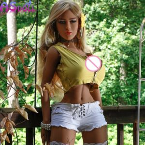 Love Doll Big Muscle Sex Dolls with Big Boobs pictures & photos