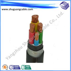 Fireproof XLPE Insulation PVC Sheath Power Cable pictures & photos