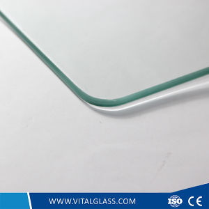 Clear Float Toughened Safety Glass/Refrigerator Door Glass/Laminated Glass pictures & photos