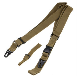 Air-Soft Three Point Rifle Sling Adjustable Bungee Straps for Hunting pictures & photos