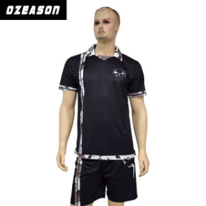 Full Sublimation Printing OEM Custom Soccer Football Goalkeeper Jersey pictures & photos
