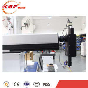 300W 4 Axis Metal Contious Wave/Cw Automatic Fiber Laser Welding Machine pictures & photos