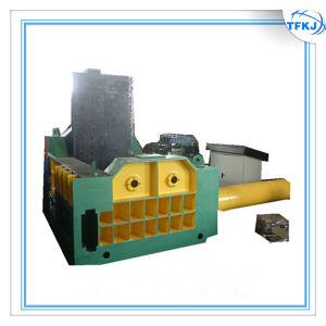 160t Hydraulic Horizontal Metal Scrap Iron Baler with CE Approved pictures & photos