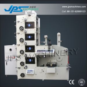 Flexo Graphic Label Logo Printing Machine pictures & photos