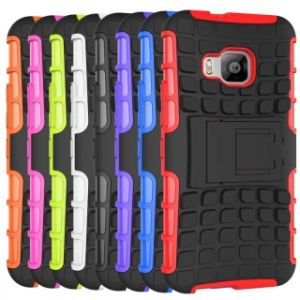Cellphone Aromr TPU PC Case with Stand for Samsung Galaxy Note5 pictures & photos