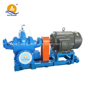 Horizontal Large Volume Double Suction Axially Spilt Casing Centrifugal Pump pictures & photos