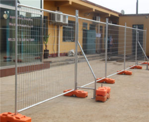 As4687-2007 Temporary Fence with High Quality pictures & photos